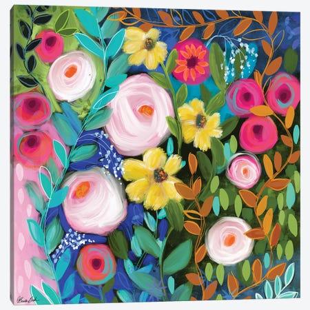 Garden Path Canvas Print #BBN129} by Brenda Bush Canvas Art