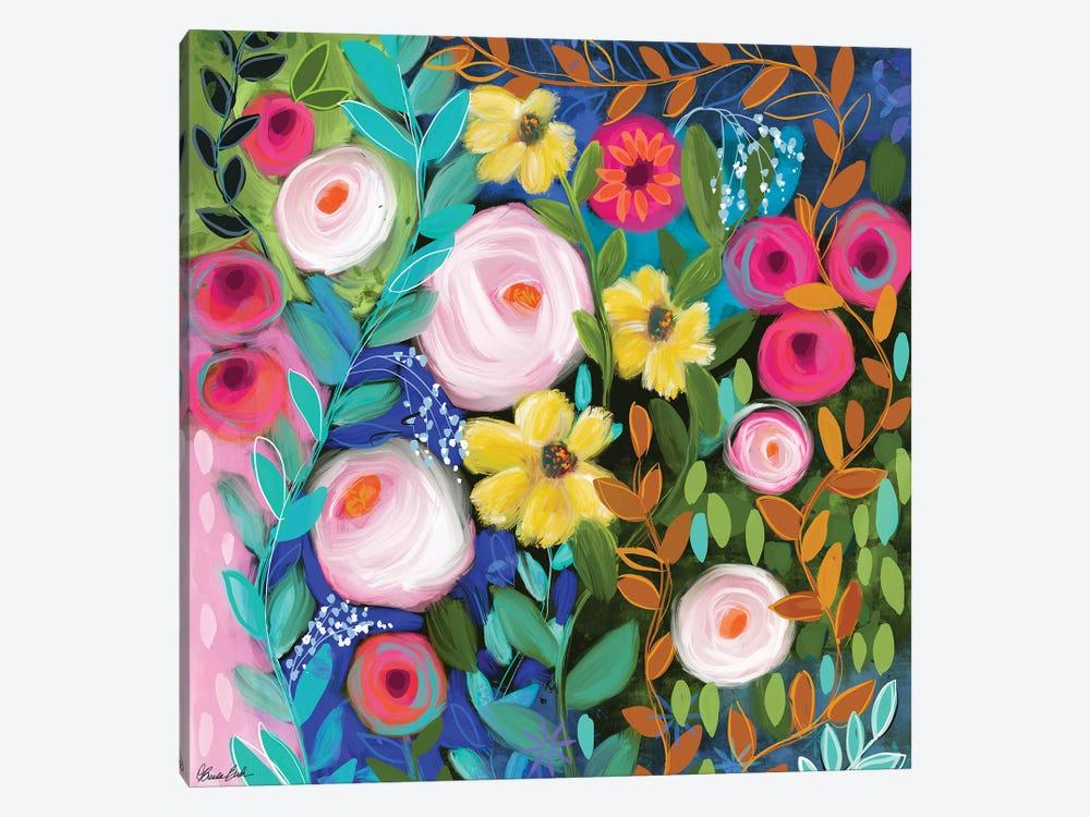 Garden Path by Brenda Bush 1-piece Canvas Art