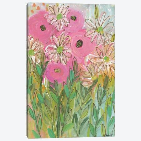 Lighthearted Canvas Print #BBN141} by Brenda Bush Canvas Wall Art