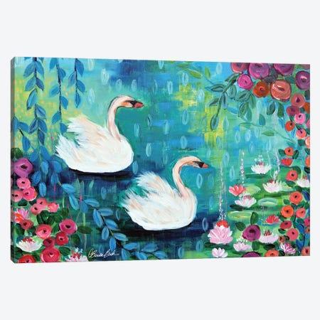Paradise Found Canvas Print #BBN150} by Brenda Bush Canvas Print