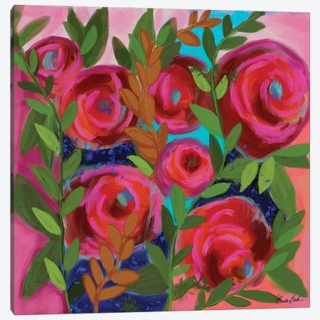 The Good Will Come Canvas Print #BBN152} by Brenda Bush Art Print