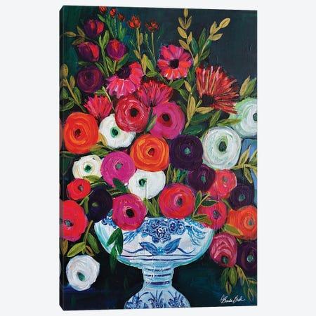 Feeling Quite Grand Canvas Print #BBN170} by Brenda Bush Art Print