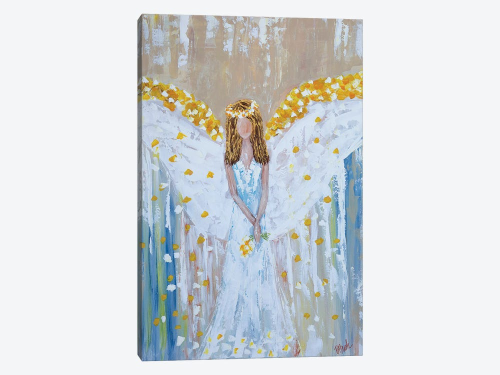 Michaela by Brenda Bush 1-piece Canvas Art Print