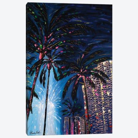 Kathleen's View Canvas Print #BBN183} by Brenda Bush Canvas Wall Art