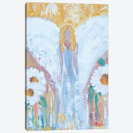 Always My Sunshine Canvas Print #BBN18} by Brenda Bush Art Print