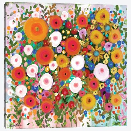 Warm Days Canvas Print #BBN214} by Brenda Bush Canvas Print
