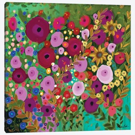 New Beginnings Canvas Print #BBN215} by Brenda Bush Canvas Art Print