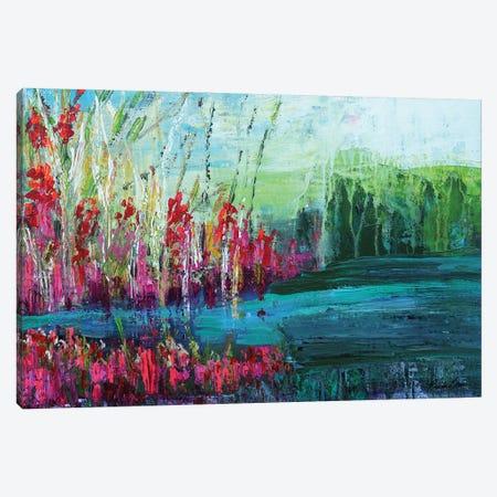 Dreams Realized Canvas Print #BBN221} by Brenda Bush Art Print