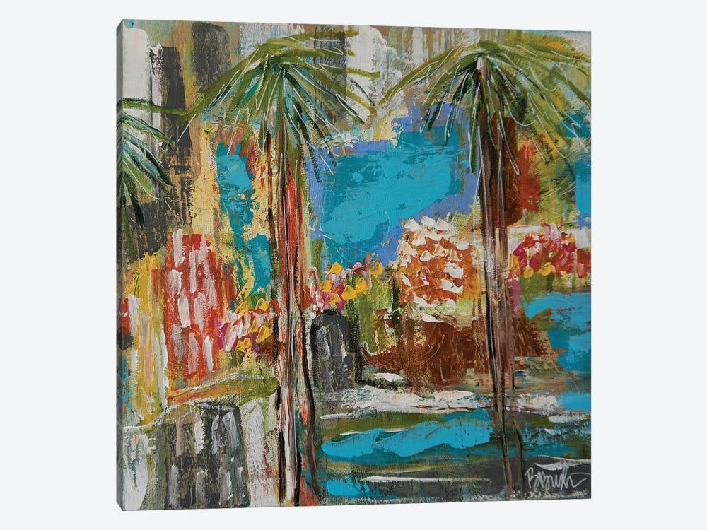 Island In The Sun by Brenda Bush 1-piece Art Print