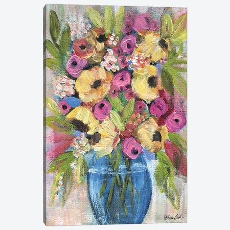 Warm Spring Day Canvas Print #BBN256} by Brenda Bush Canvas Print