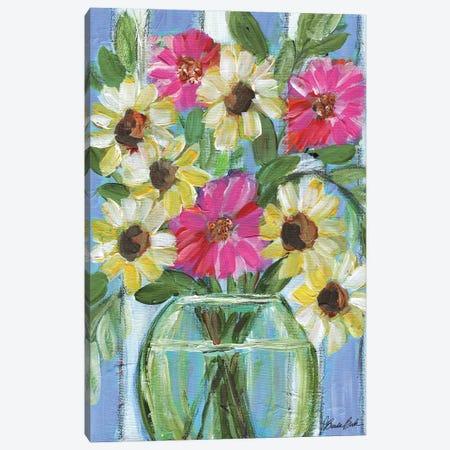 New Wallpaper Canvas Print #BBN271} by Brenda Bush Canvas Artwork