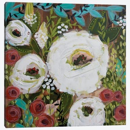 Free Spirit Canvas Print #BBN34} by Brenda Bush Canvas Art