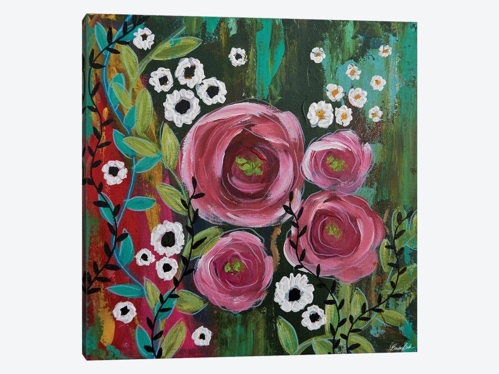 Bohemian Spirit by Brenda Bush 1-piece Canvas Art