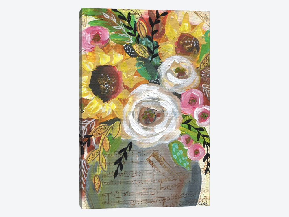 California Dreamin by Brenda Bush 1-piece Canvas Art Print