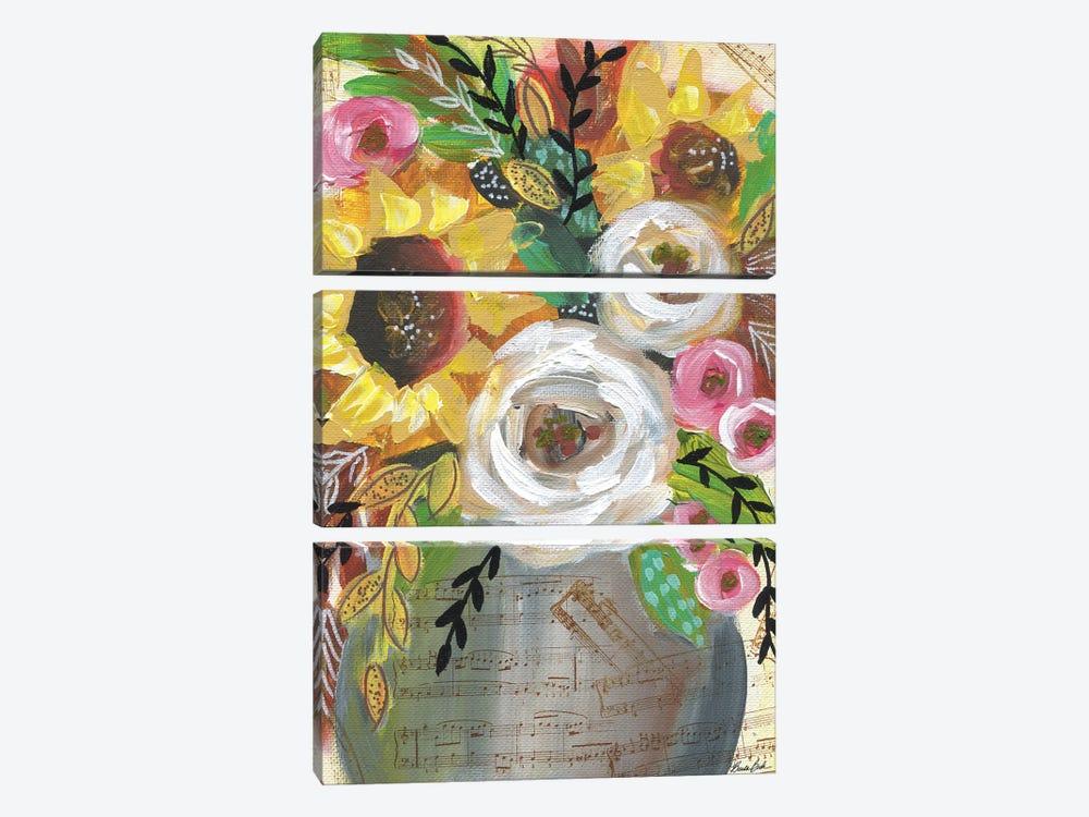 California Dreamin by Brenda Bush 3-piece Art Print