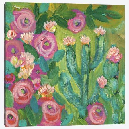 Desert Beauty Canvas Print #BBN66} by Brenda Bush Canvas Print