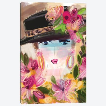 Opening Day Canvas Print #BBN89} by Brenda Bush Canvas Art