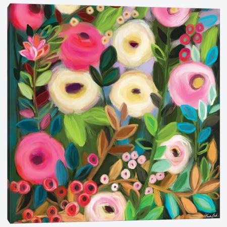 Sweet Nothings Canvas Print #BBN96} by Brenda Bush Canvas Wall Art