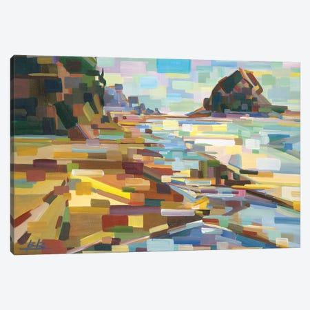 Best Coast Canvas Print #BBO11} by Brooke Borcherding Canvas Artwork