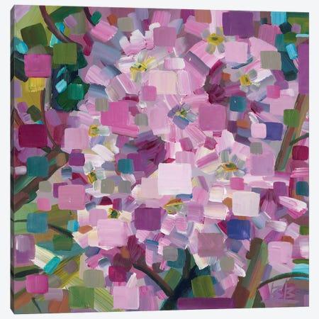 Cherry Bomb Canvas Print #BBO13} by Brooke Borcherding Canvas Artwork