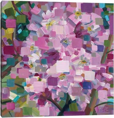 Cherry Bomb Canvas Art Print