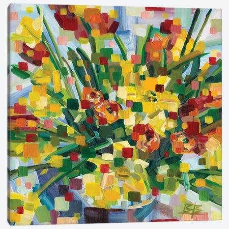 Fountain Canvas Print #BBO15} by Brooke Borcherding Canvas Art Print