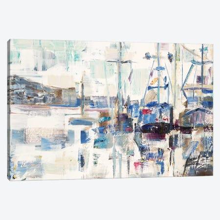 Across A Line Canvas Print #BBO29} by Brooke Borcherding Canvas Art Print