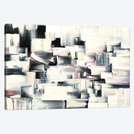 Memories Of Spring Canvas Print #BBO32} by Brooke Borcherding Canvas Art