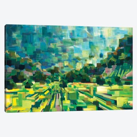 Summer Canvas Print #BBO37} by Brooke Borcherding Canvas Print
