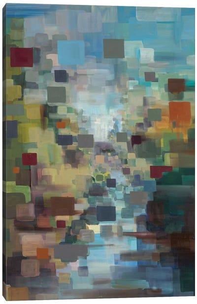 Happen, Originate, Result Canvas Art Print