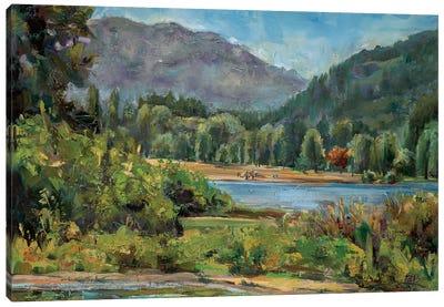Lake Sammamish State Park Canvas Art Print