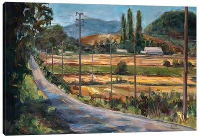 Royal Road  Canvas Art Print