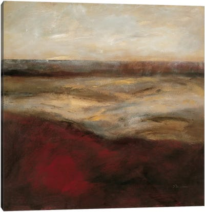 Dunes Of Brighton I Canvas Art Print