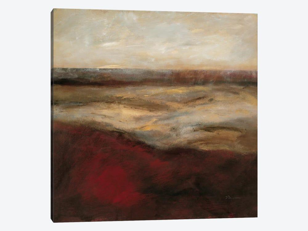 Dunes Of Brighton I by Bradford Brenner 1-piece Canvas Print