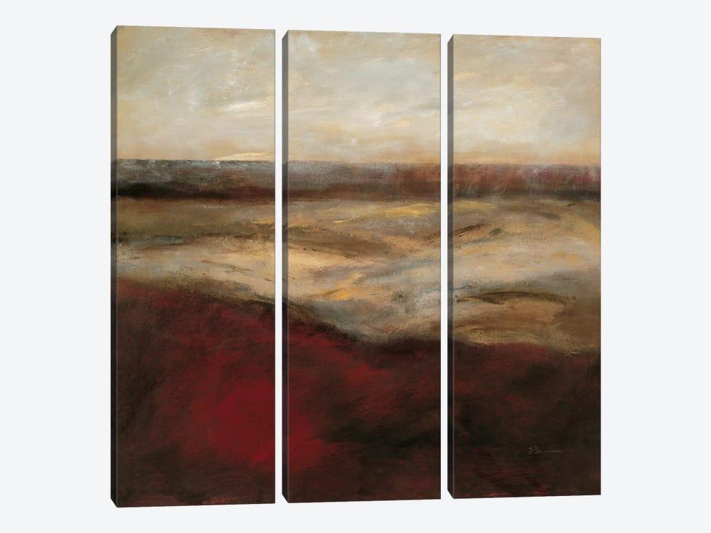 Dunes Of Brighton I by Bradford Brenner 3-piece Art Print