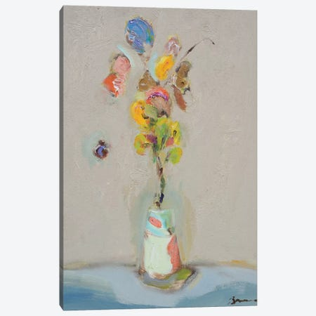 Balloon Bouquet Canvas Print #BBR22} by Bradford Brenner Canvas Art