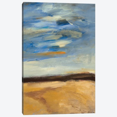 Cloudscape I Canvas Print #BBR26} by Bradford Brenner Art Print