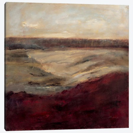 Dunes Of Brighton II Canvas Print #BBR2} by Bradford Brenner Canvas Art Print