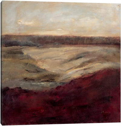 Dunes Of Brighton II Canvas Art Print