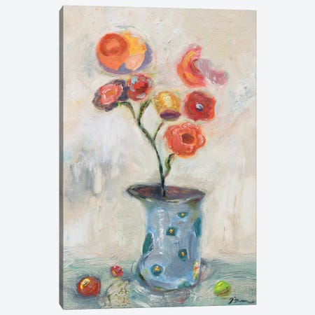 Fruit of Life Canvas Print #BBR31} by Bradford Brenner Canvas Print