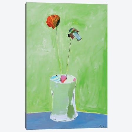 Green Day Canvas Print #BBR32} by Bradford Brenner Canvas Art Print