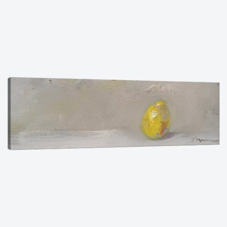 Lemon-Lime Canvas Print #BBR36} by Bradford Brenner Canvas Wall Art