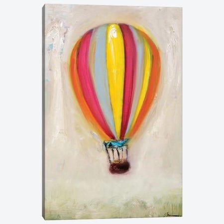 Lucky Hot Air Balloon Canvas Print #BBR38} by Bradford Brenner Canvas Art Print