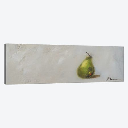 Prickless Pear Canvas Print #BBR43} by Bradford Brenner Canvas Artwork