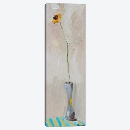 Single & Ready to Mingle 3-Piece Canvas #BBR45} by Bradford Brenner Canvas Art Print