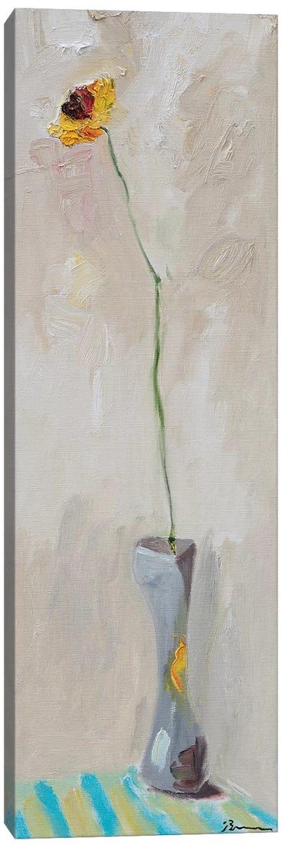Single & Ready to Mingle Canvas Art Print