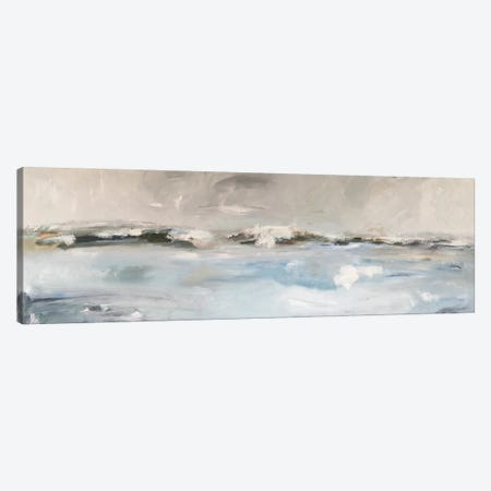 Surf Sans Turf Canvas Print #BBR46} by Bradford Brenner Canvas Print