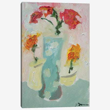 The Matriarch Canvas Print #BBR49} by Bradford Brenner Canvas Art