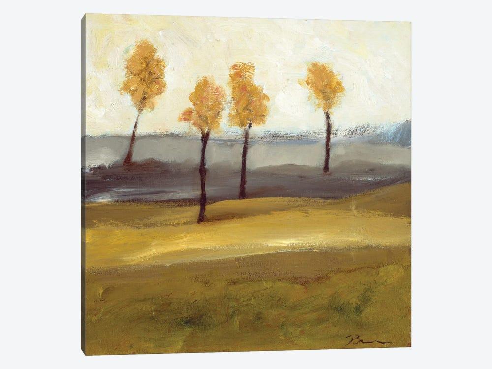 Autumn Tree I by Bradford Brenner 1-piece Canvas Art