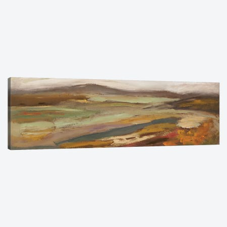 View From Westside Road Canvas Print #BBR53} by Bradford Brenner Art Print